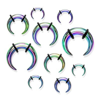 RAINBOW STEEL TUSKS