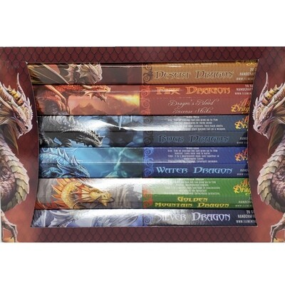 DRAGON INC GIFT SET
