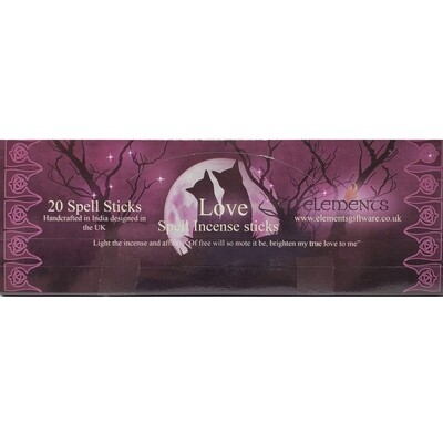 LOVE SPELL INCENSE