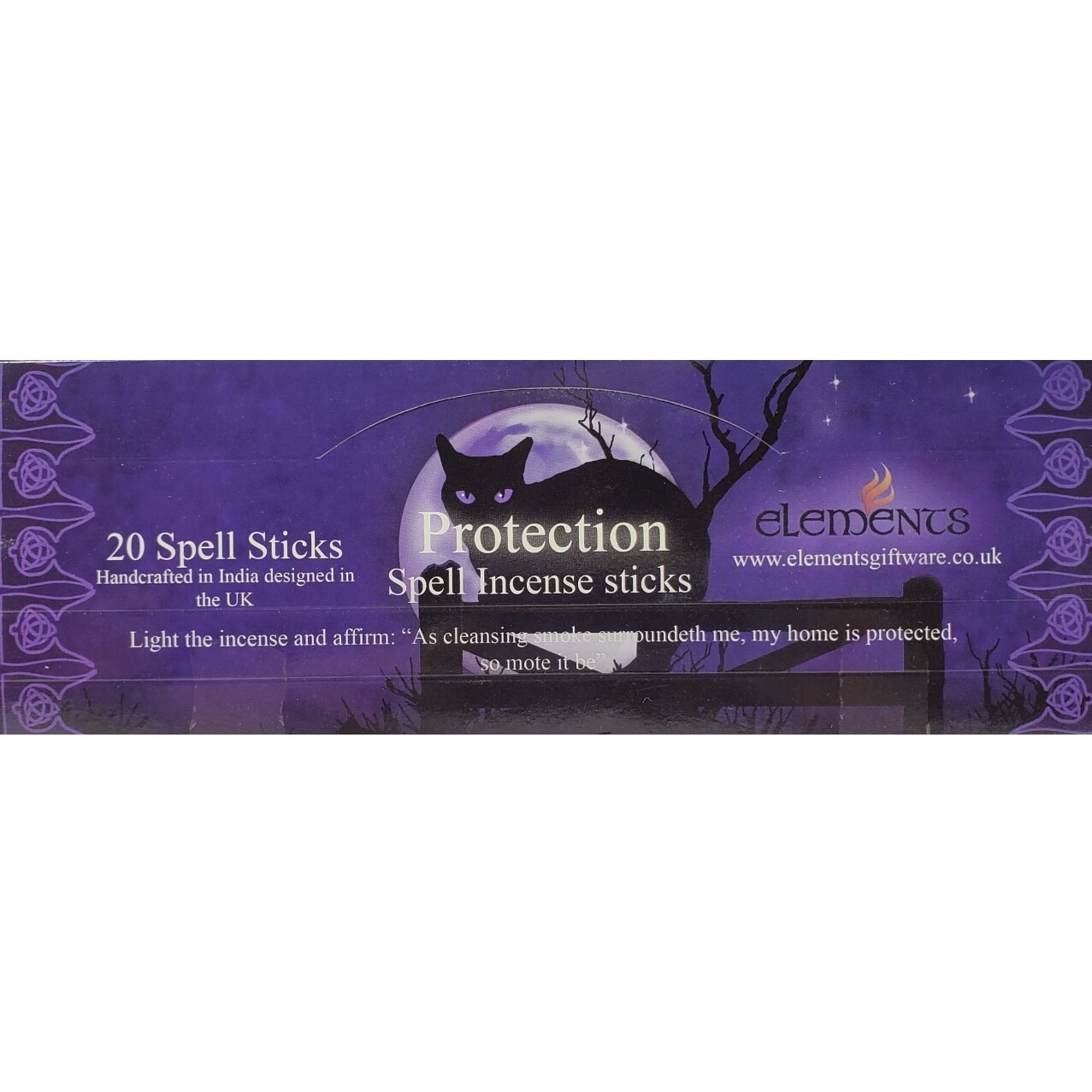 PROTECTION SPELL INCENSE
