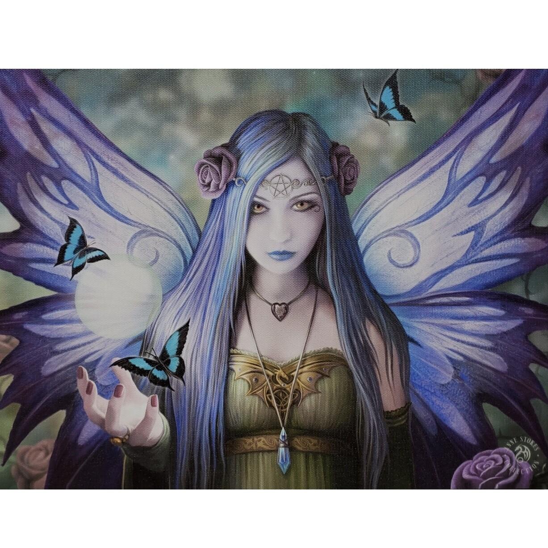 MYSTIC AURA CANVAS ART