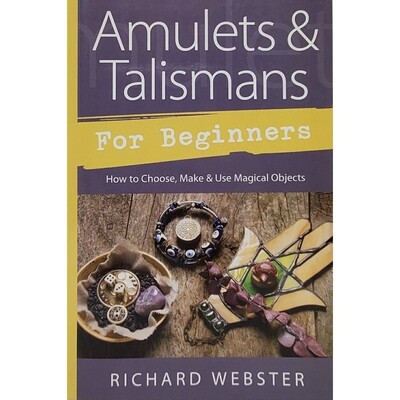 AMULETS/TALISMANS FOR BEGINNERS