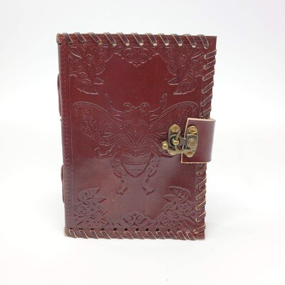 BEE LEATHER JOURNAL 5