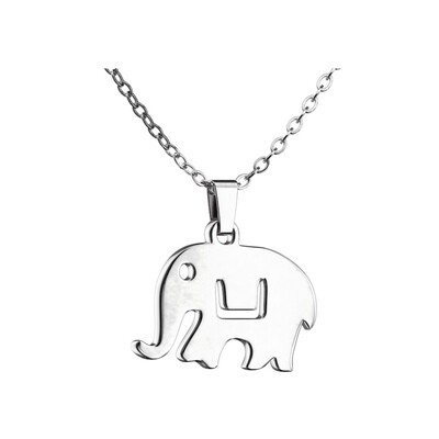 ELEPHANT 316L NECKLACE