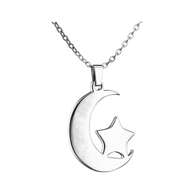 MOON&STAR 316L NECKLACE