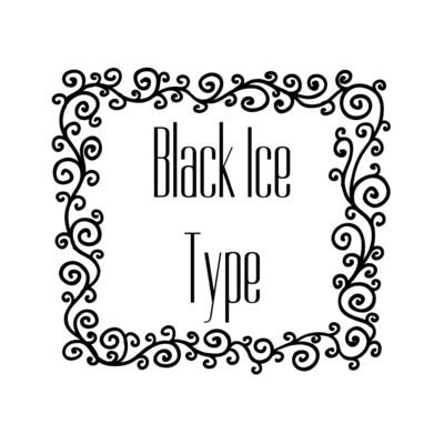 BLACK ICE FRAGRANCE OIL