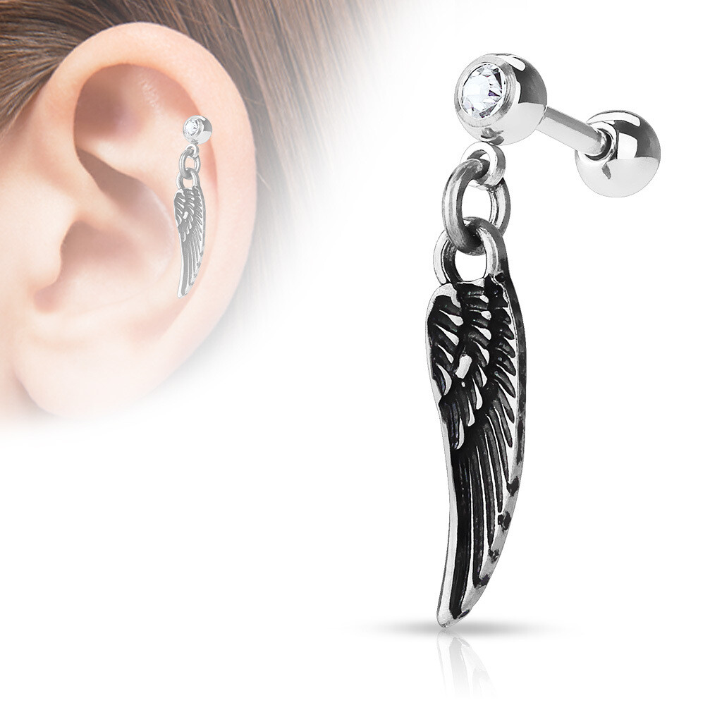 ANGELWING CART DANGLE 16G 1/4""