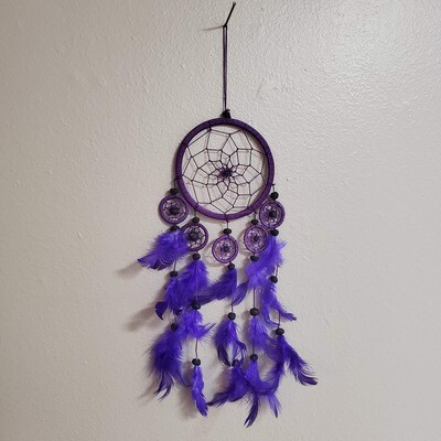 PURPLE DREAMCATCHER 4.5