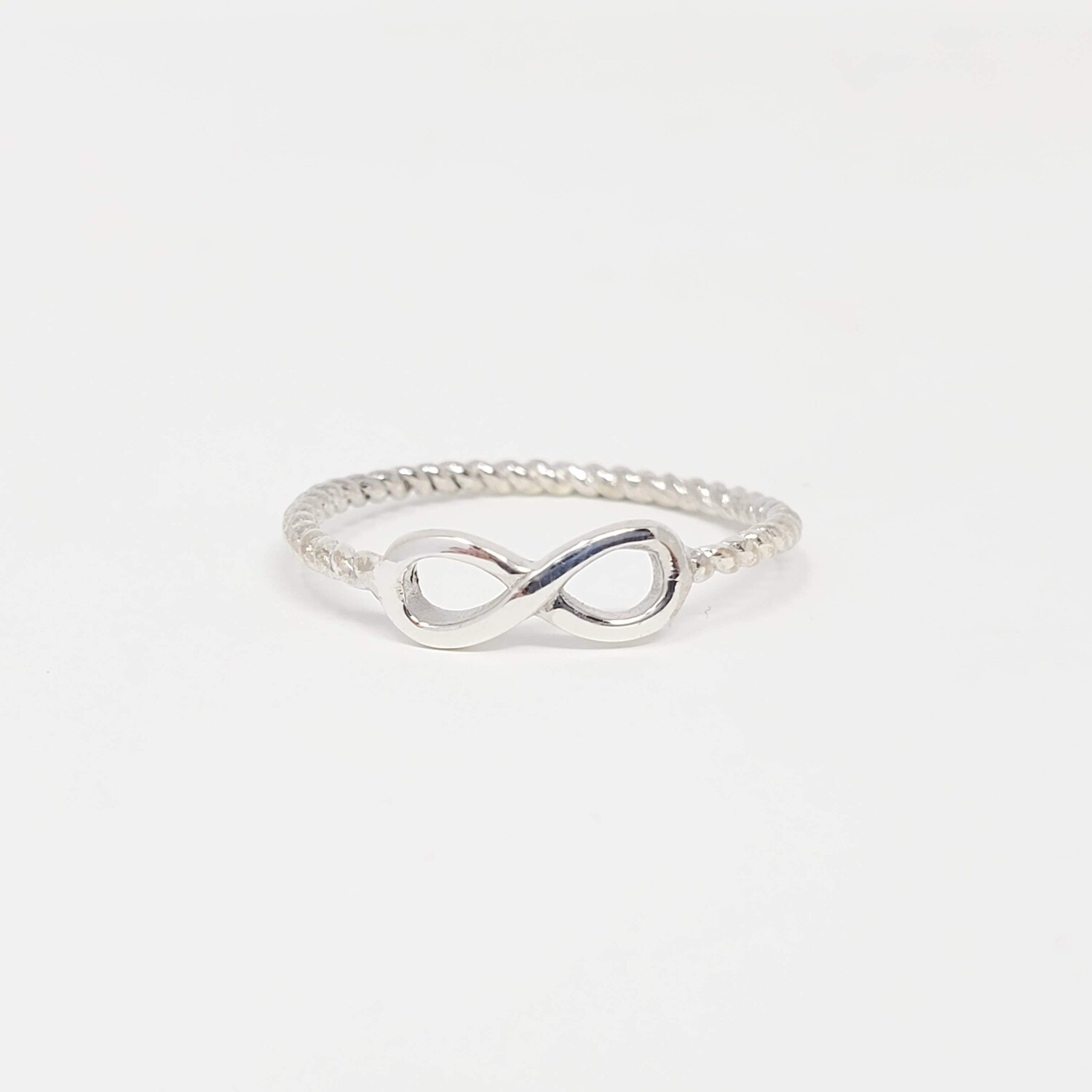 925 INFINITY RING