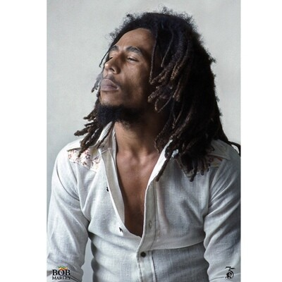 BOB MARLEY EXHALE POSTER