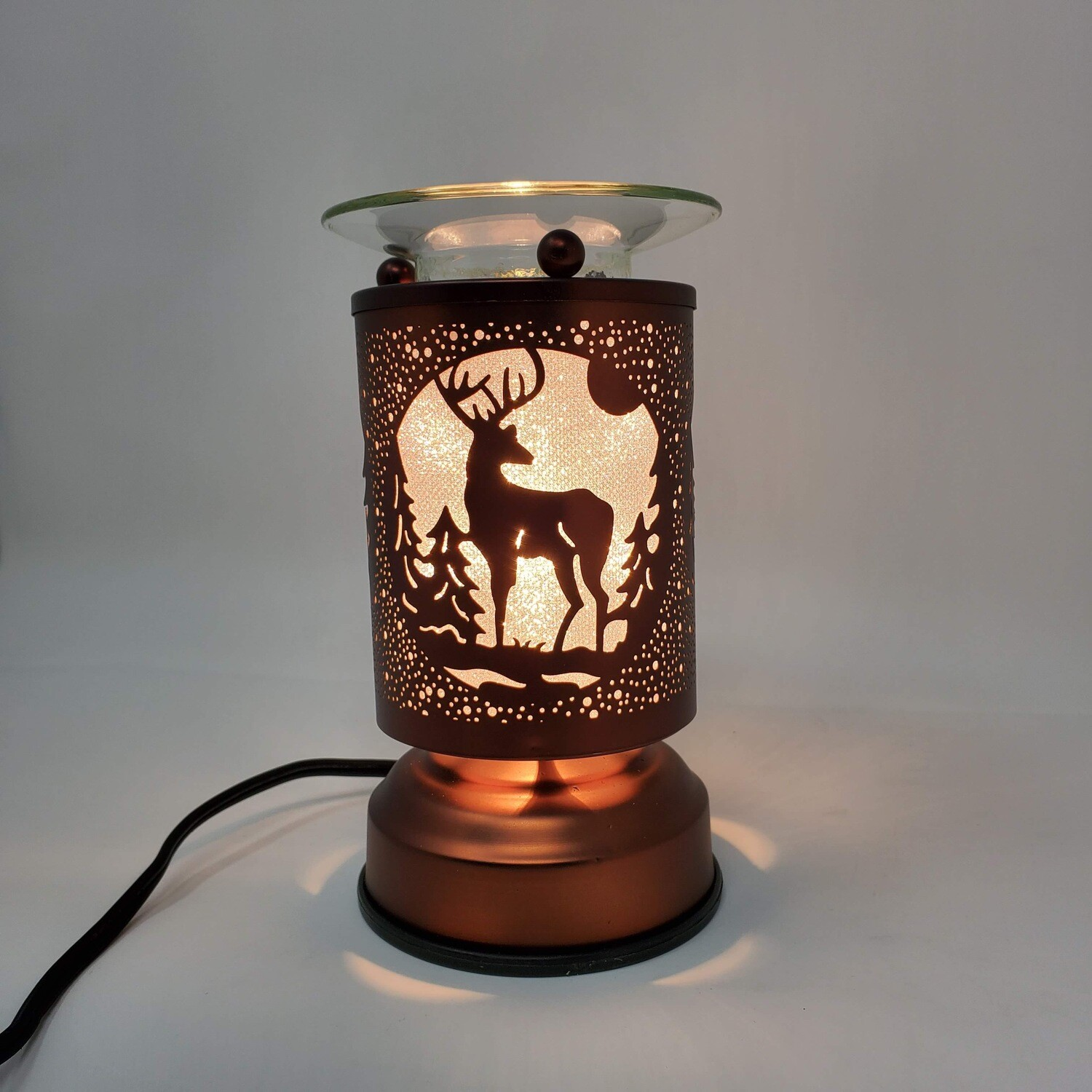 DEER COPPER TOUCH LAMP