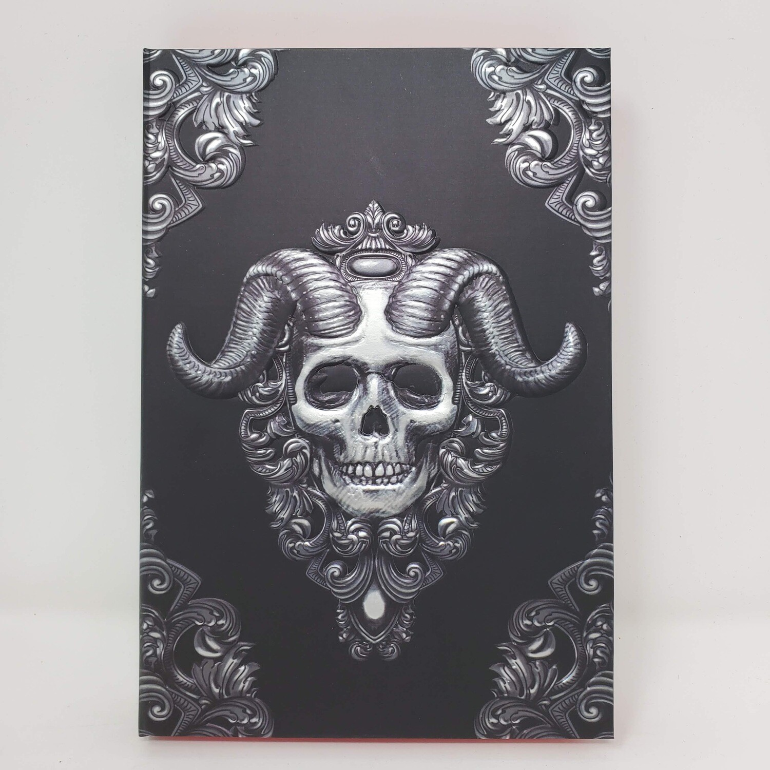 DEMON SKULL JOURNAL