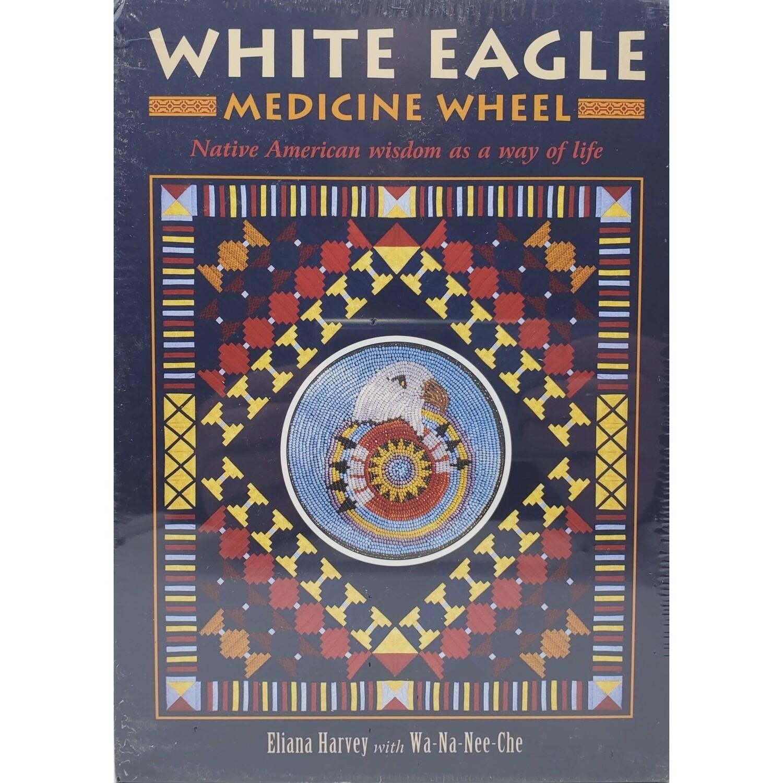 WHITE EAGLE MEDICINE WHEEL DECK AND BOOK