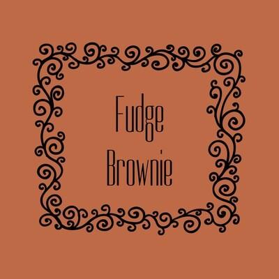 FUDGE BROWNIE FRAGRANCE OIL