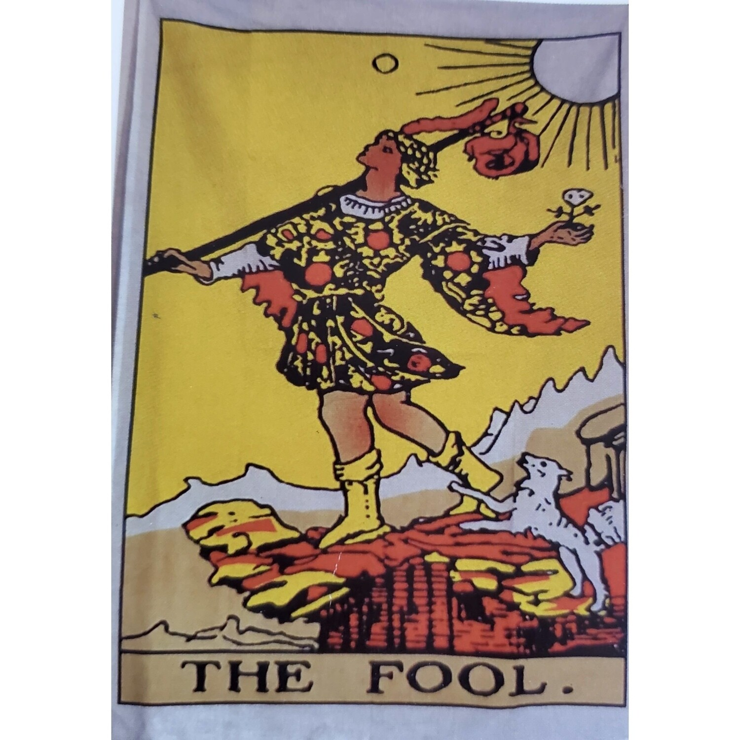 THE FOOL TAPESTRY SM