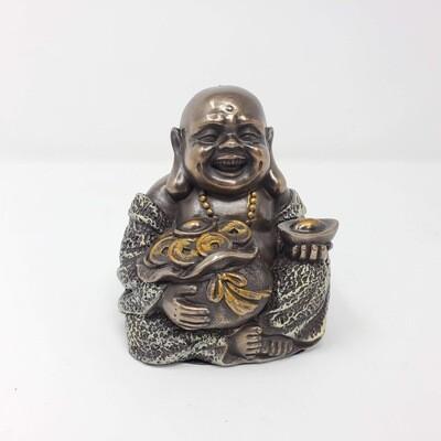 HAPPY BUDDHA BRONZE