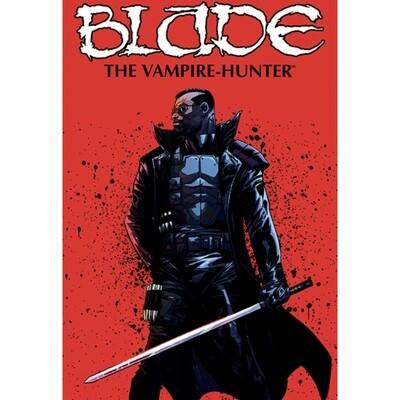 BLADE VAMPIRE HUNTER POSTER