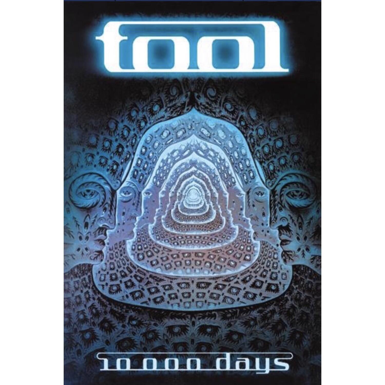 TOOL 10000 DAYS POSTER