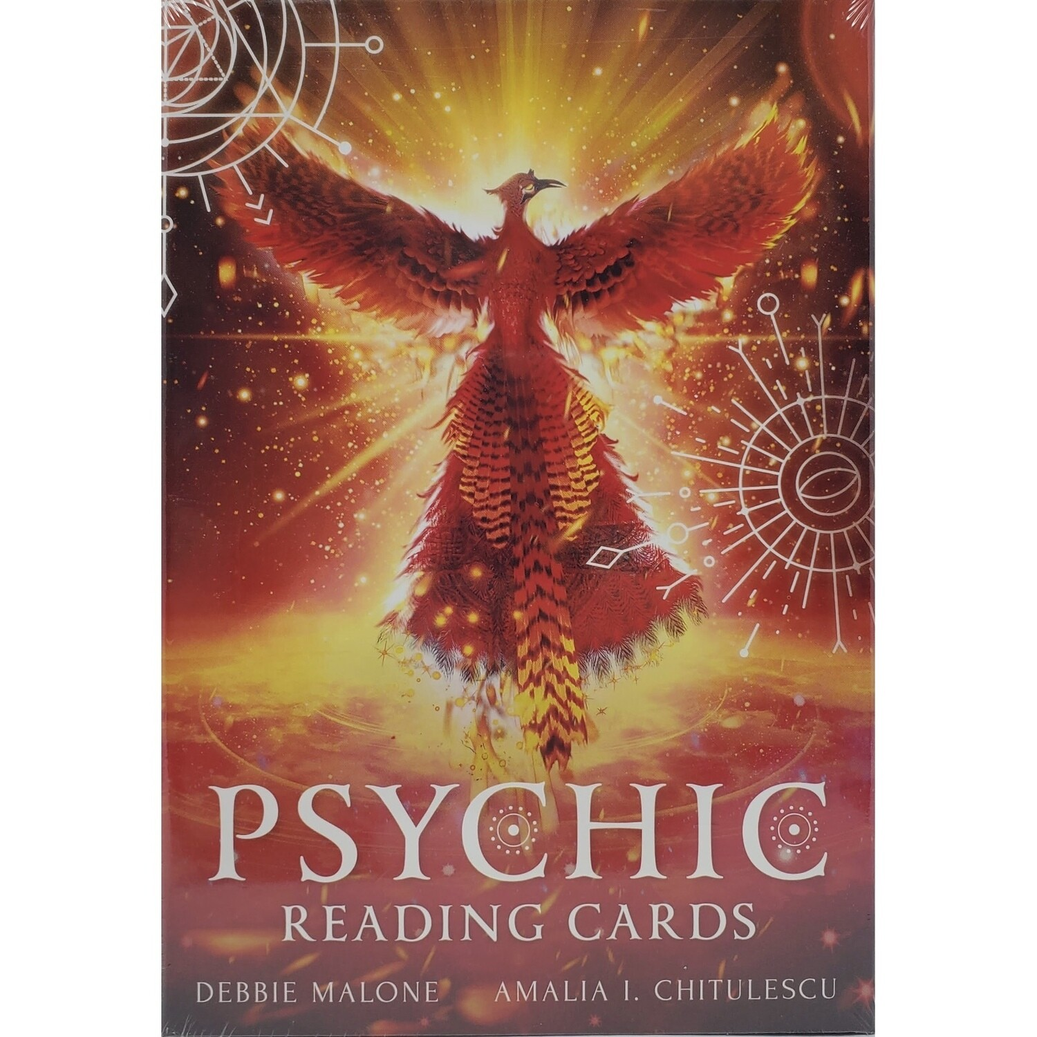 PSYCHIC READING CARDS