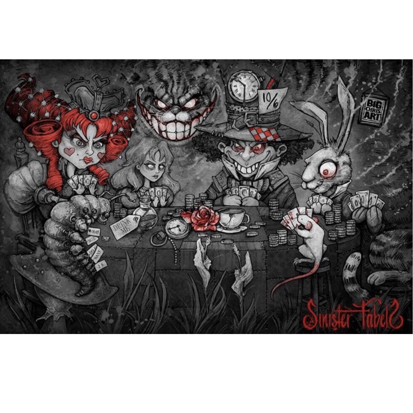 SINISTER FABLES POSTER