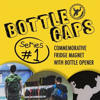 Bottlecaps - Series 1 Single Pack