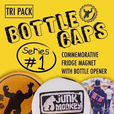 Bottlecaps - Series 1 Tri-Pack