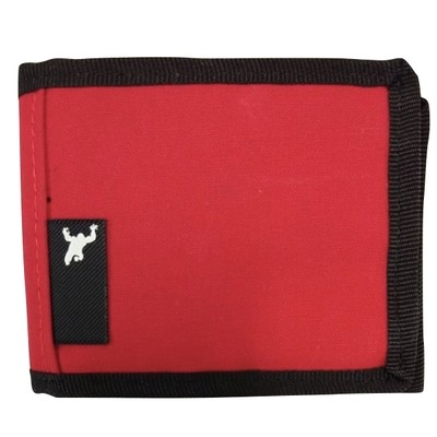 PocketBook Bifold - Red Canvas