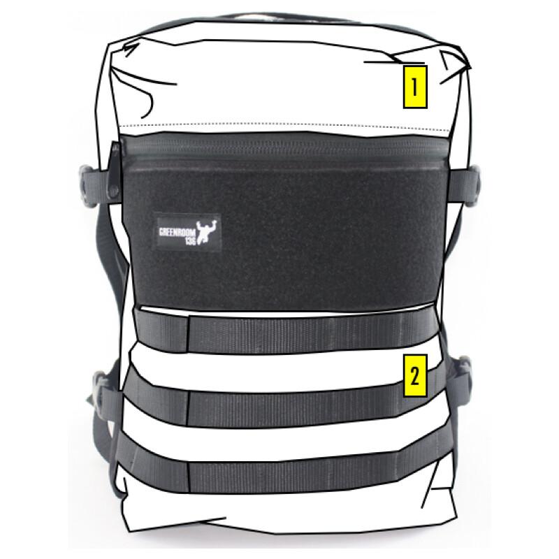 W?ldcard Rainmaker Tactical Custom Bag Builder