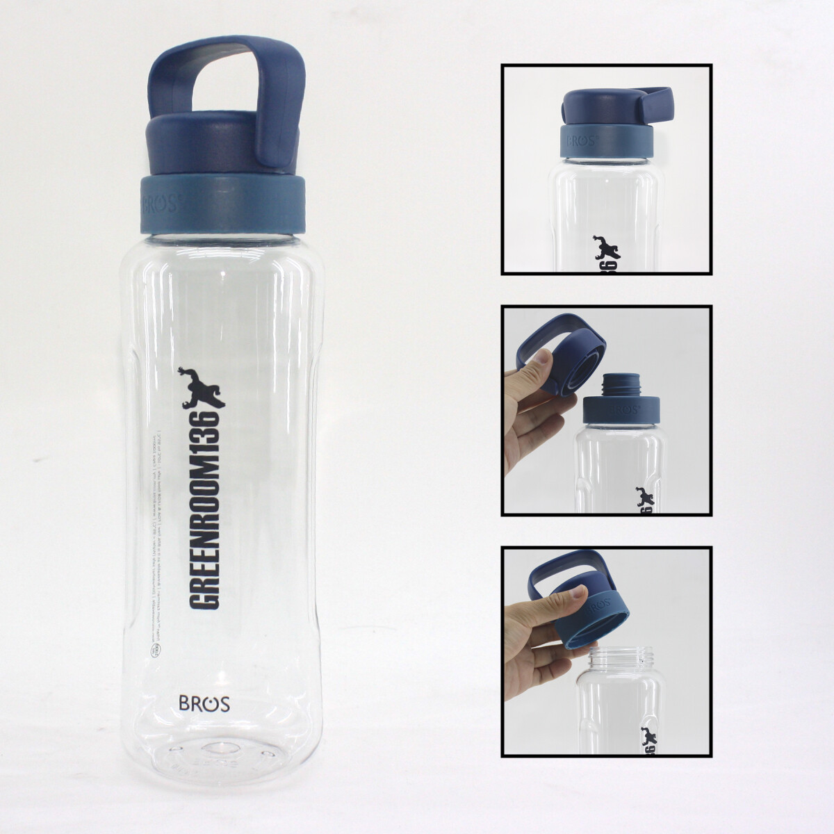 Hydration Capsule - Navy Blue