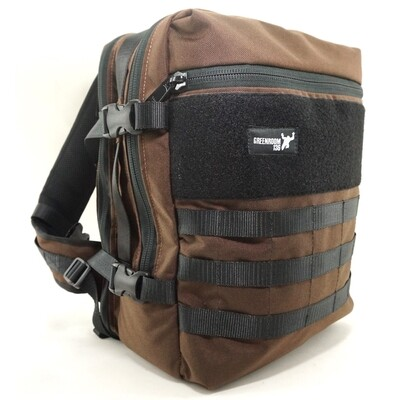 Rainmaker Tactical - Dark Brown
