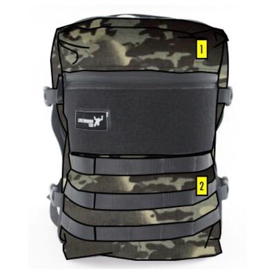 W?ldcard Rainmaker Tactical MultiCam Black Edition