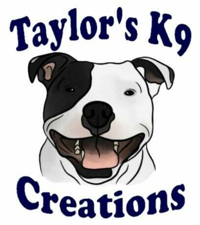 Taylor's k9 creations