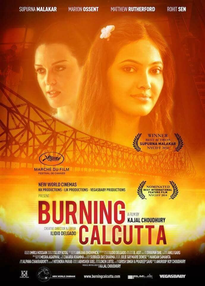 BURNING CALCUTTA