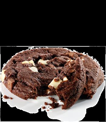 Печенье Куки Двойной бельгийский шоколад Лакшери