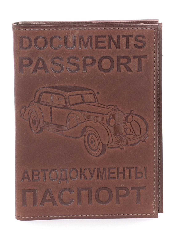 Обложка для документов Barez