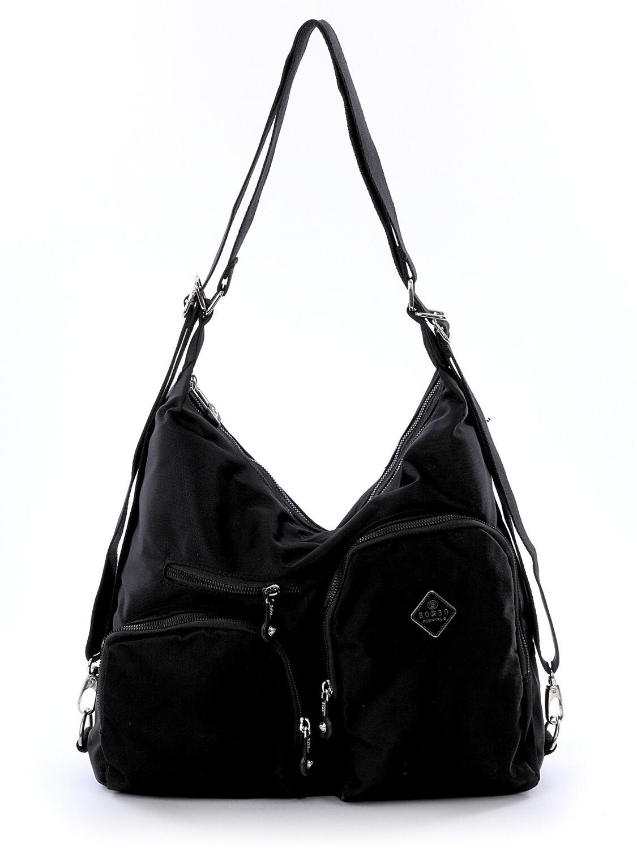 Рюкзак трансформер Bobo6669 black [78011]