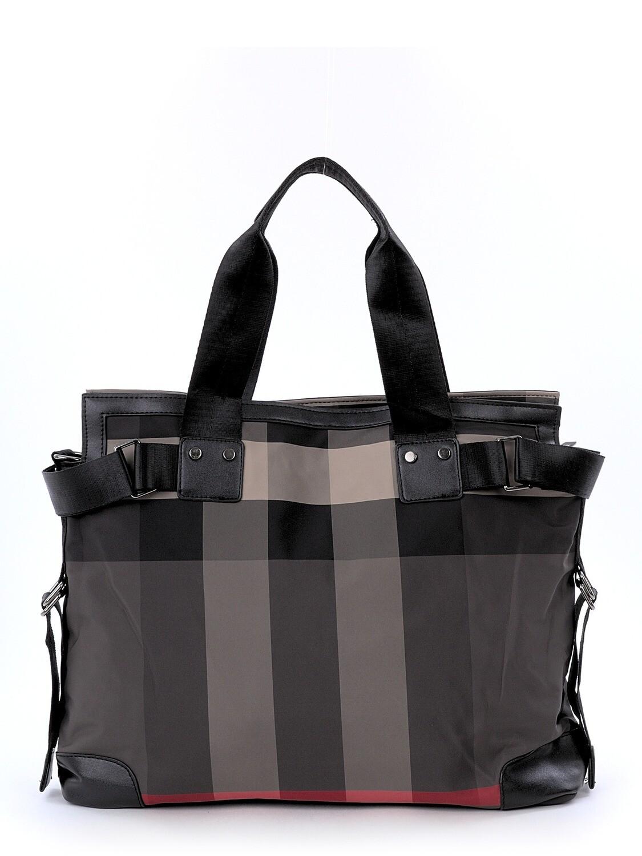 Сумка шоппер Bobo0778 gray [78004]