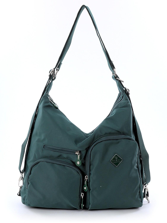 Рюкзак трансформер Bobo6669 green [78012]