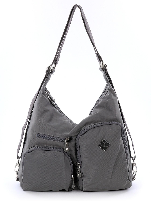 Рюкзак трансформер Bobo6669 gray [78014]