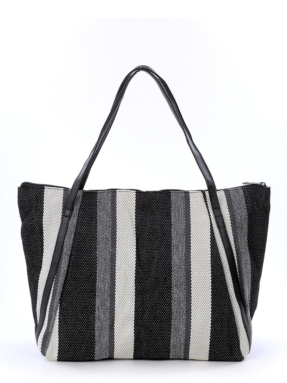 Сумка шоппер Bobo9510 black [77997]
