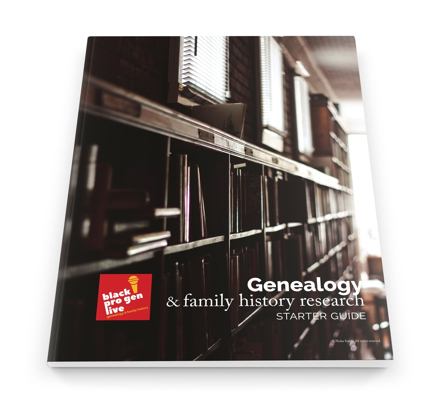 Genealogy & Family History Research Starter Guide (PDF)