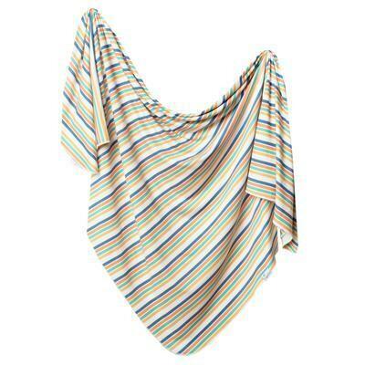 Retro Knit Swaddle