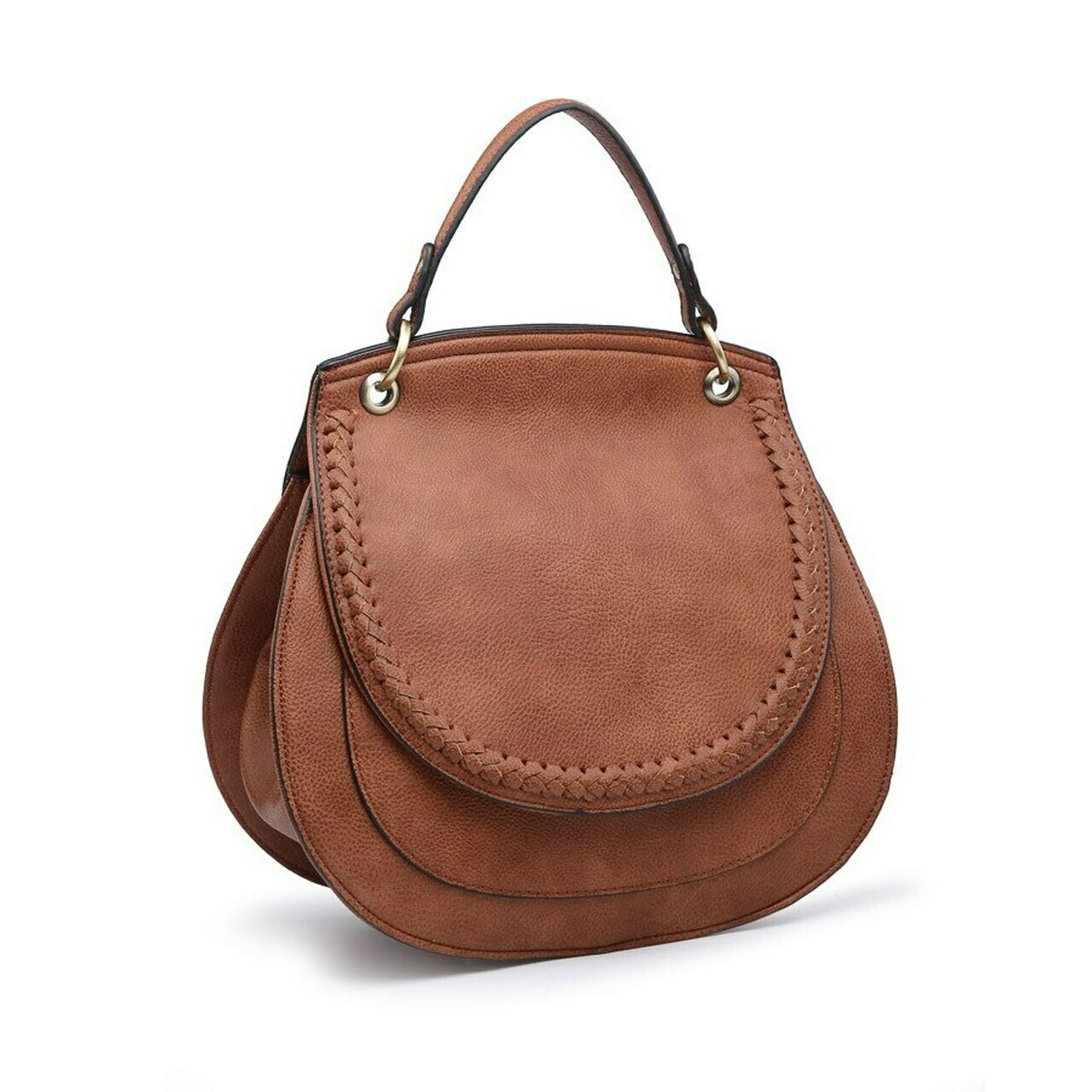 Saddle Bag Brown