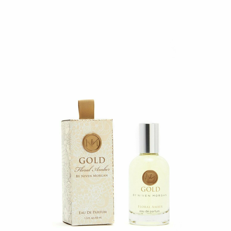 Niven Morgan 1.5oz Gold Perfume