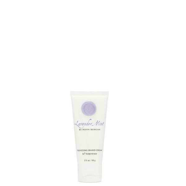 Niven Morgan 2oz Lavender Mint Travel Hand Cream