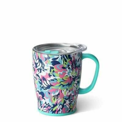 Swig 18oz Mug-Frilly Lilly