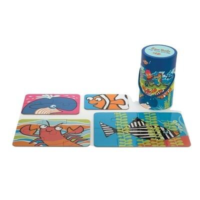 Sea Tails Puzzle