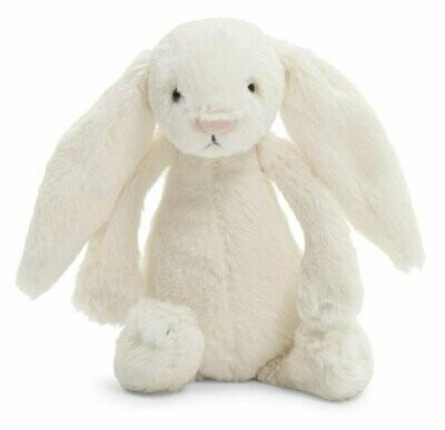 Bashful Cream Bunny LRG 15