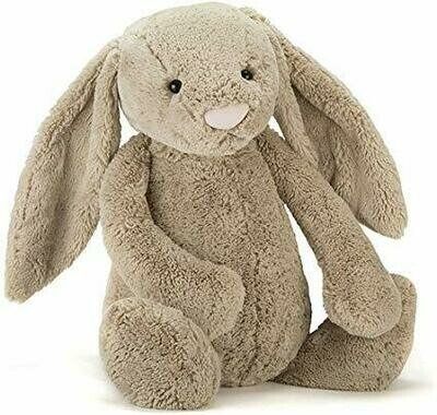 Bashful Beige Bunny LRG 15