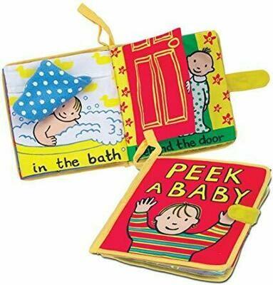 Peek A Baby Book
